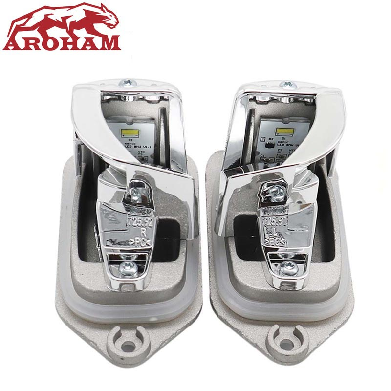New 63117339023 63117339024 Left Right LED Headlight Light Source For BMW 7 Series F02 LIC 2013