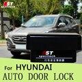 Cerradura de La Puerta de Cierre automático del Sistema OBD Dispositivo de Bloqueo de Velocidad Del Coche para Hyundai IX25 IX35 Verna Sonata KIA K2 K3 Estilo accesorios