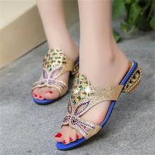Woman Sandals Pumps High Heels