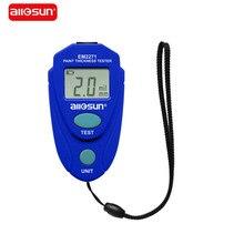 EM2271 Цифровой ЖК-дисплей толщиномер покрытия автомобиля краски ing толщина тестер краски Толщина метр DIY инструмент