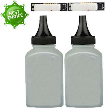 цена на Hot 2 PC BK for Samsung CLT 409 CLT409 refil Toner Powder cartridge chip CLT-409s CLP-315W CLP-310N CLP 315 CLX-3175FW CLX-3170N