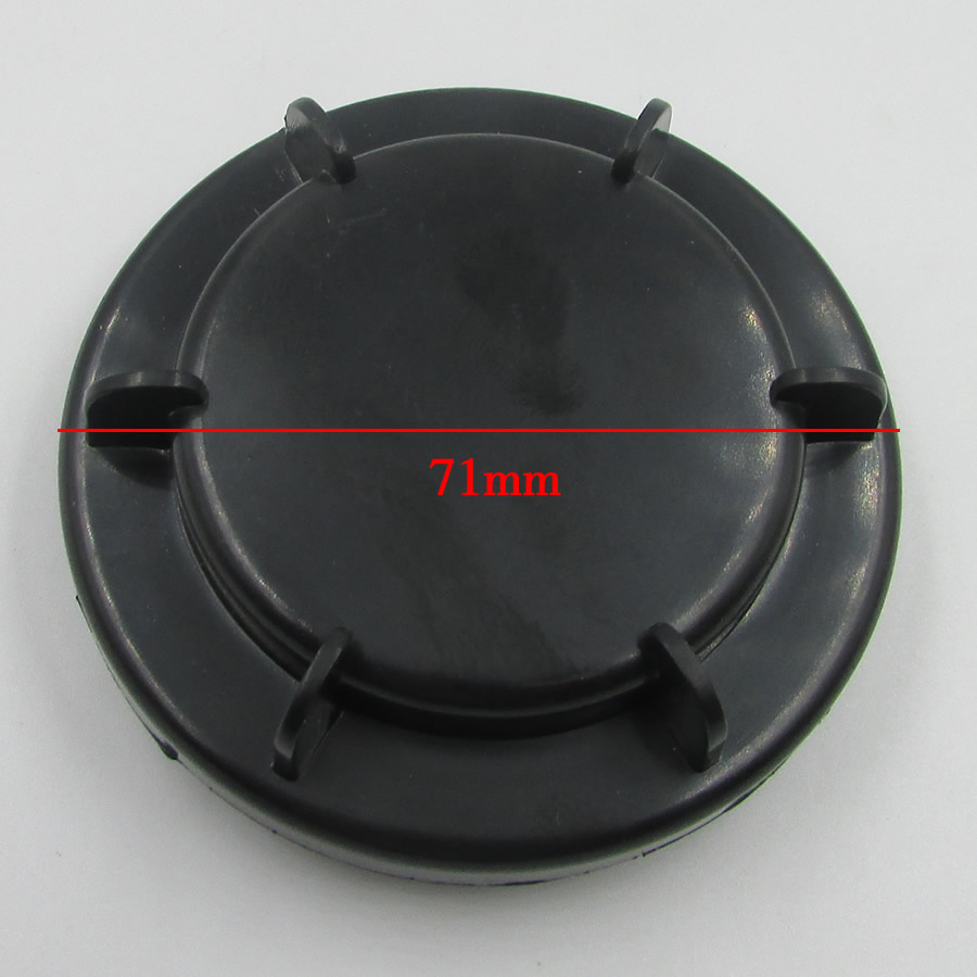 For Lifan 520 05 10 Headlights Back Cover Hermetic Seal Plastic Cover 1pcs