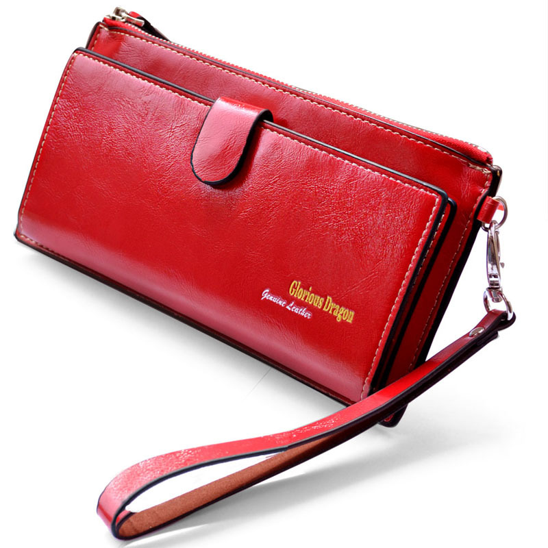 Original Womens Medium Shoulder Bag Built-In Wallet Genuine Leather | EBay