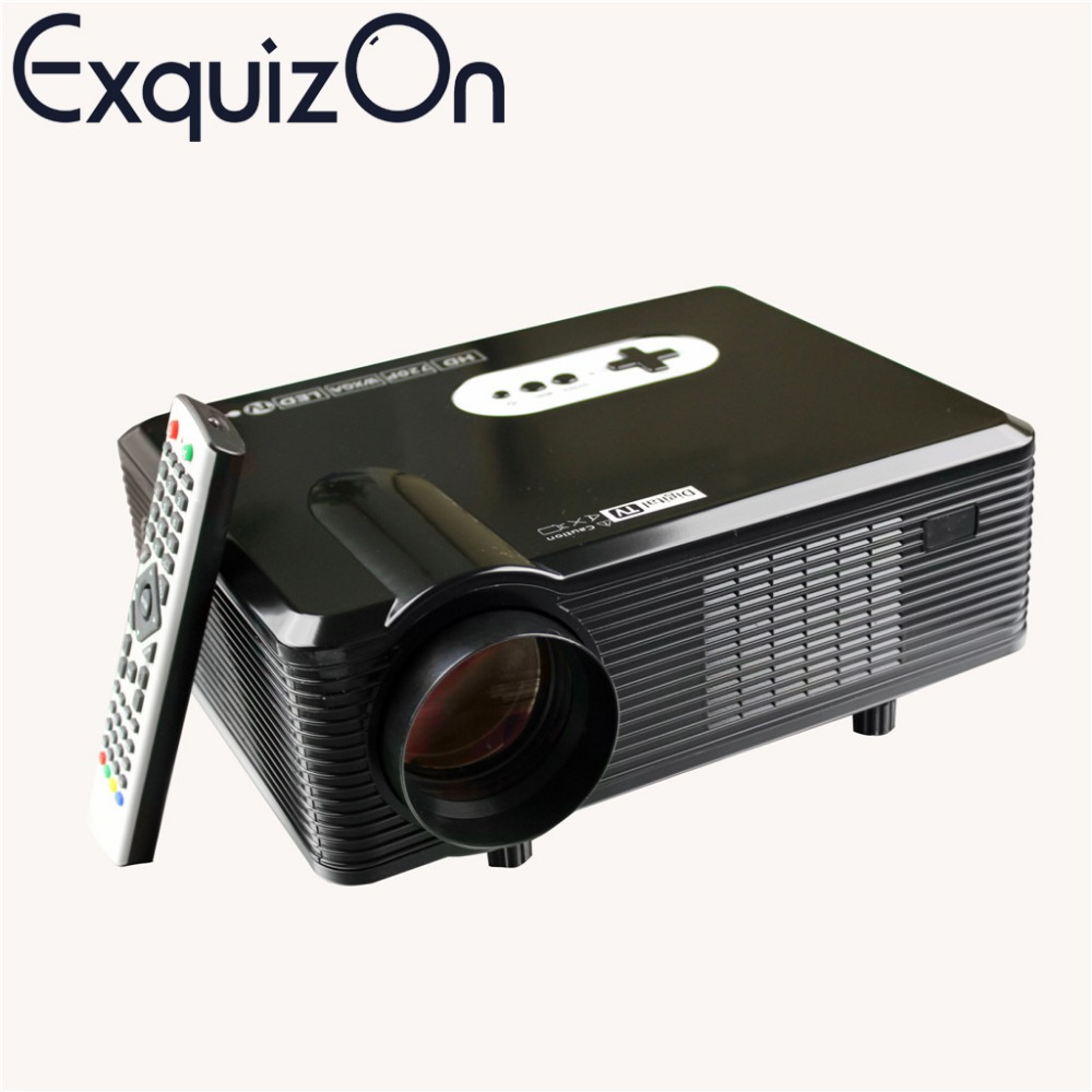 Gut Ausgebildete 70% Neue Cl720d Projektor 3000 Lumen Hd Heimkino 720 P Unterstützung 1080 P Hdmi/vga/usb/ Av/dtv Projektor/proyector/beamer Heim-audio & Video