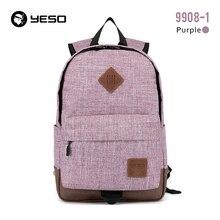 YESO новый рюкзак Для женщин опрятный Школьные сумки для подростков Оксфорд 14 15.6 дюймов ноутбук рюкзак большой Ёмкость Рюкзаки для Обувь для ...(China)