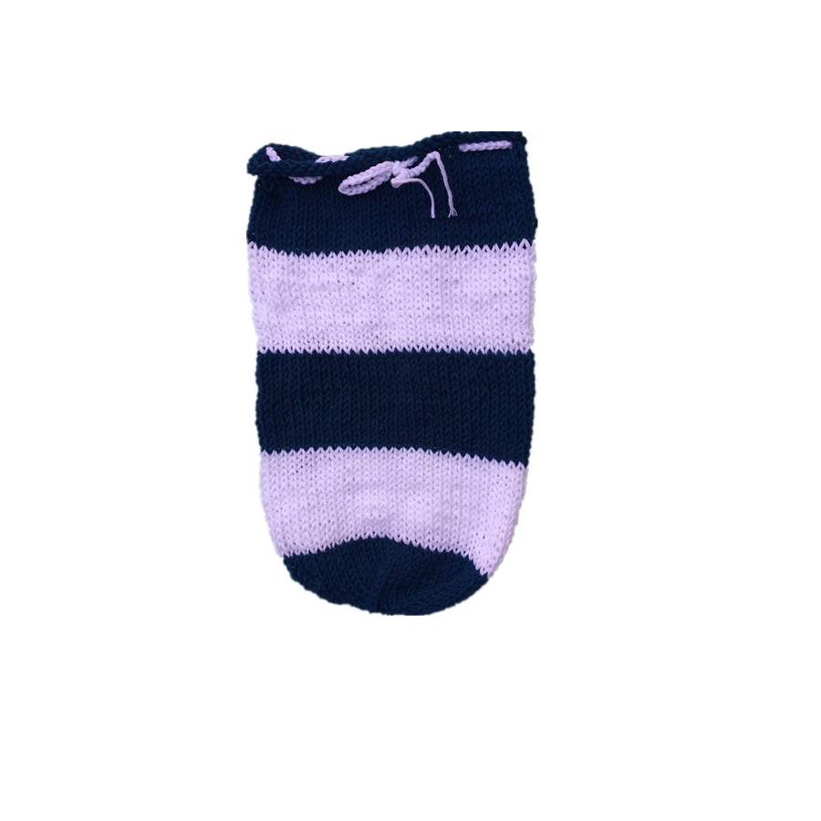ᑐNiños y niñas 5 colores paquete recién nacido tejido a mano ...