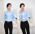Nuevo uniforme Formal del diseño trajes de pantalones mujeres trajes de negocios con pantalón y Tops Sets para mujer de la oficina profesional traje de ropa de trabajo conjunto