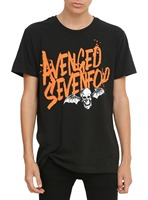 Avenged Sevenfold A7X T Shirt Men Heavy Metal Style Summer Tee Shirt Homme Cotton Print T