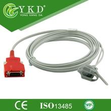Rad-7 Rad-8 Neoante Silicone Envoltório SpO2 Sensor De Pulso Sonda 2201 DCI-DC-3 Rainbow Red 20Pin
