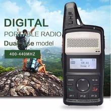 Hytera PD 365 walkie talkie 400-4300MHz/440-470MHZ Two way radio digital walkie talkie