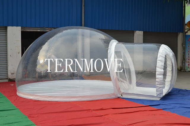 Outdoor inflatable lawn tent/pvc inflatable tent/Inflatable Bubble C&ing Tent inflatable tent event & Outdoor inflatable lawn tent/pvc inflatable tent/Inflatable Bubble ...