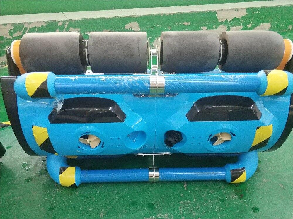 Robotsko automatsko sredstvo za čišćenje bazena Icleaner-200D sa - Kućanski aparati - Foto 5