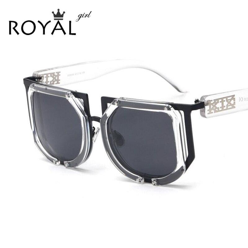 Glasses Frame Decoration : ROYAL GIRL Fashion Polarizing Luxury Sunglasses Women ...