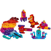 45004 Movies Series Queen Watevra's Build Whatever Box Building Blocks Bricks Toys Compatible With Bela Movie 2