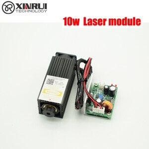 10w high power 450NM focusing
