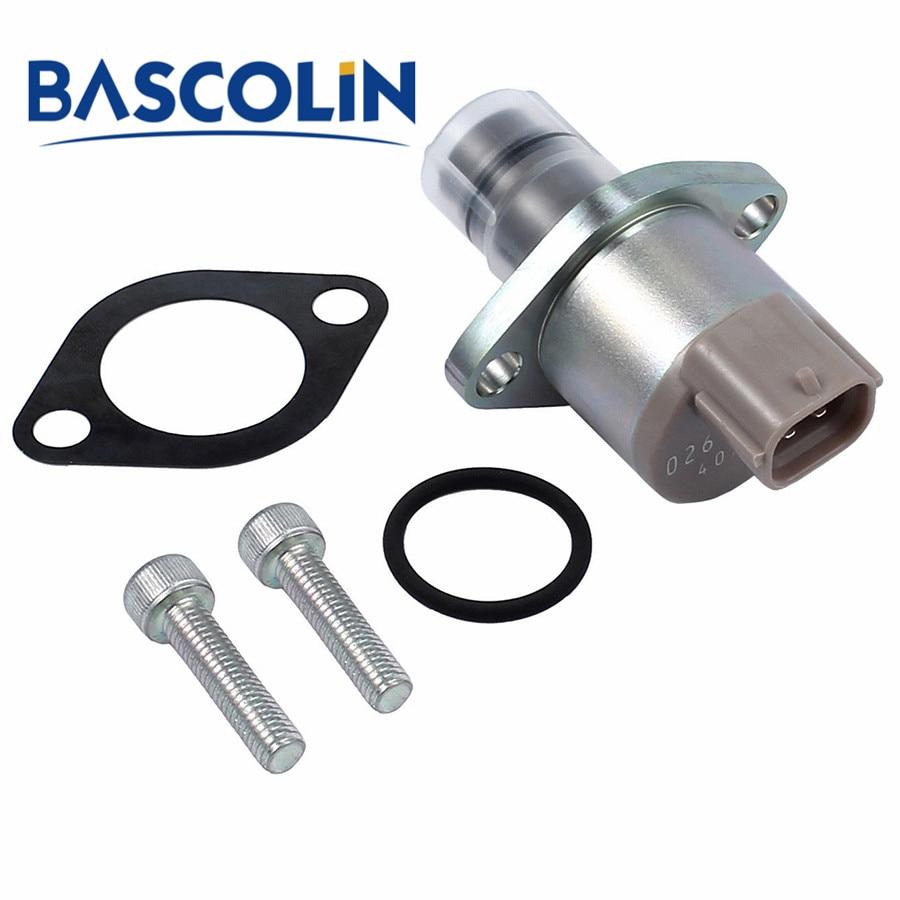 Électrovanne d'origine de pompe à carburant BASCOLIN 294009-0260 SCV pour Isuzu d-max 3.0 Diesel