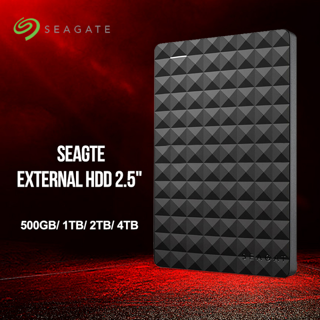 Seagate Expansion 2,5