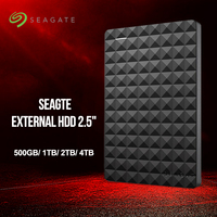 Seagate Expansion 2.5 External HDD 1TB 2TB 4TB Portable Hard Drive Disk USB 3.0 HDD for Desktop Laptop Macbook Ps4