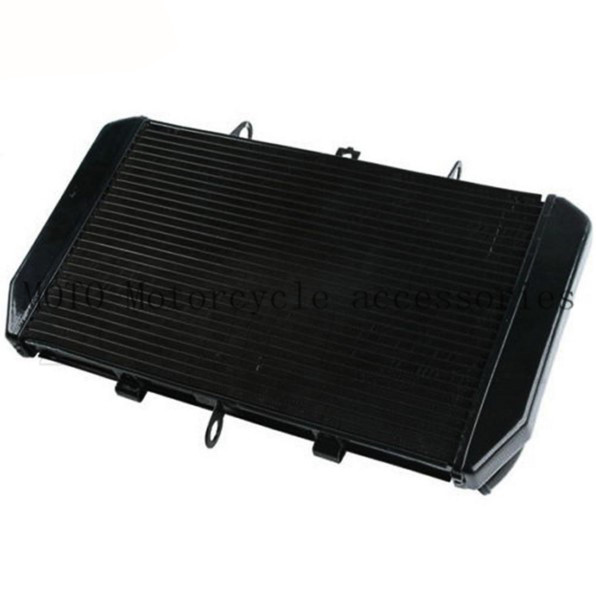 Aluminum Motorcycle Oil Cooler Radiator Guard Grille Cover Protecter For Kawasaki Z1000 Z 1000 2013 2012 2011 Radiator Cooler