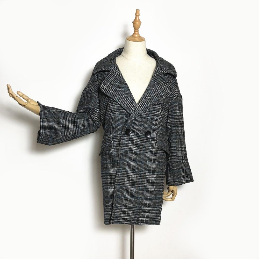 noir plaid taille boutonamp mince femme coton charpes en. Black Bedroom Furniture Sets. Home Design Ideas