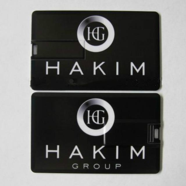 Gros Logo Personnalise Haute Capacite En Plastique Carte De Visite Usb 20 8 Gb 16