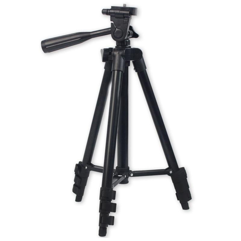 Portable Travel DSLR Camera Tripod Stand Photography Photo Video Aluminum
