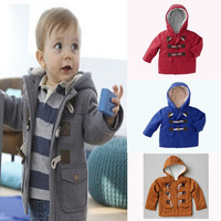 Fashion Autumn Winter Baby Jacket Casual Boy Girl Coat Children Clothing Casaco Roupas Infantis Menina Kids