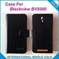 Hot! bv5000 case blackview telefone novo 2017 itens preço de fábrica de couro da aleta capa exclusiva para blackview bv5000 case de rastreamento