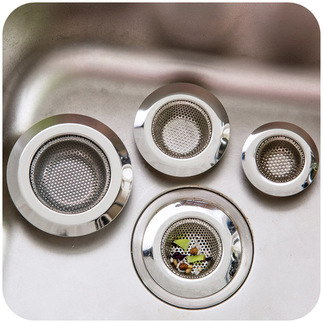 Stainless Steel Drain Hole Filter