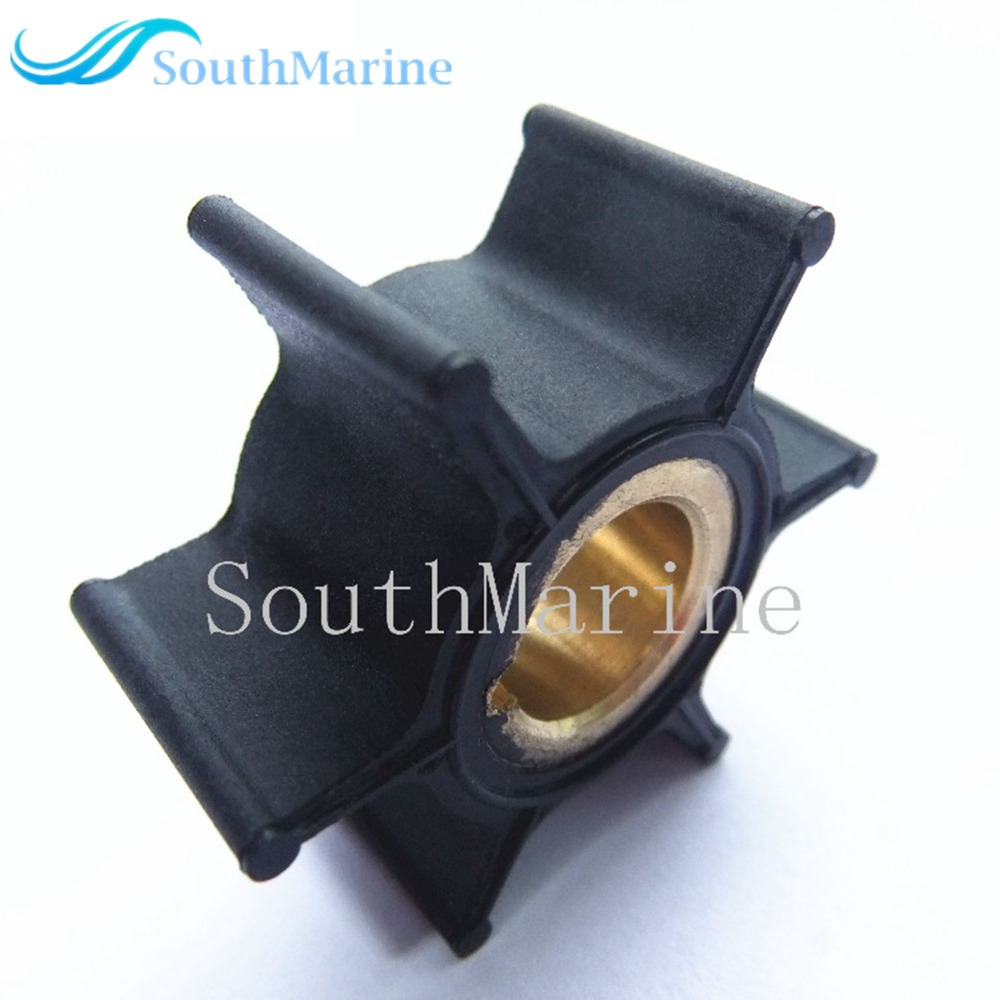 Boat Engine Impeller 3B2-65021-1 for Tohatsu Nissan 6HP 8HP 9.8HP Outboard motor Water Pump , Free shipping image