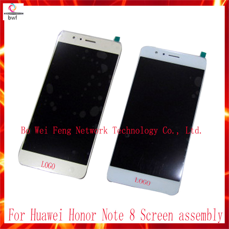ФОТО High Quality For huawei honor 8 Note8  EDI FRD AL00   AL10 touch screen assembly Free shipping + Tracking