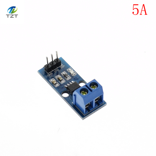 Hot Sale ACS712 5A Range Hall Current Sensor Module ACS712 Module For  Arduino 5A-in Integrated Circuits from Electronic Components & Supplies on