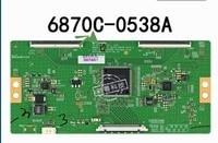 6870C 0538A mantık kurulu için ekran LED60K380U T CON kurulu bağlamak Devreler    -