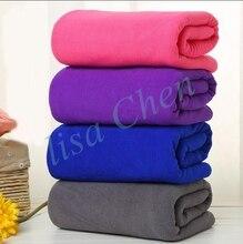180 80cm Microfiber Yoga towel Fitness bikram hot Yoga mat Non slip blanket  Exercise Pilates 569173b4e39da