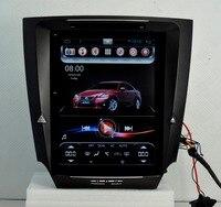 Вертикальный экран 10,4 дюймов Автомобильный мультимедийный навигации для LEXUS IS250 IS300 IS350 (2005 2011) с T3 решение android6.0