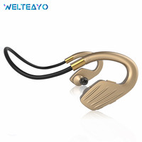 HIFI Bluetooth Headset Wireless Sports Running Stereo Earphone Headphones for Nokia iPhone Samsung Galaxy Phone Mobile Earbuds