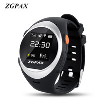 ZGPAX Smart Watch With SOS GPS Smartwatch S888 WIFI Anti Failing Alarm Tracker For Man Woman