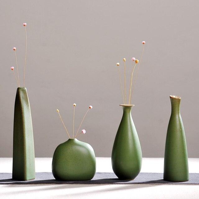 Moderne Accessoires la mode moderne ameublement chinois en céramique vases