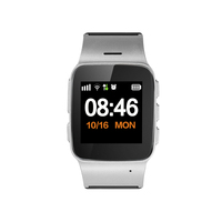 New Smart Activity Watch Tracker Waterproof Real Time Tracking Anti Lost SOS Emergency Call And Alarm By Google Map Free APP