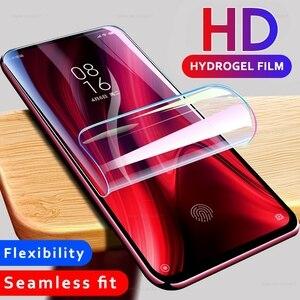 Image 1 - רך הידרוג ל סרט מסך מגן עבור Xiaomi mi 9 t פרו mi 9 se mi9 t מזג זכוכית עבור Xiaomi mi 10 פרו 9x cc9 cc9e A3 לייט