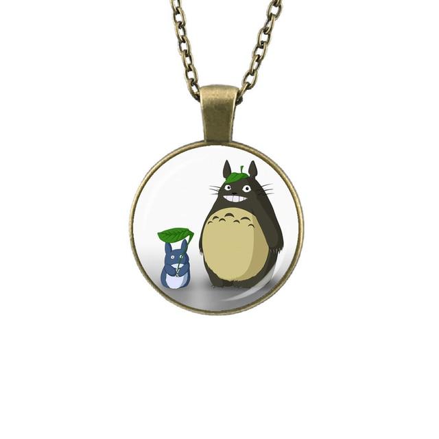 My Neighbor Totoro Necklace