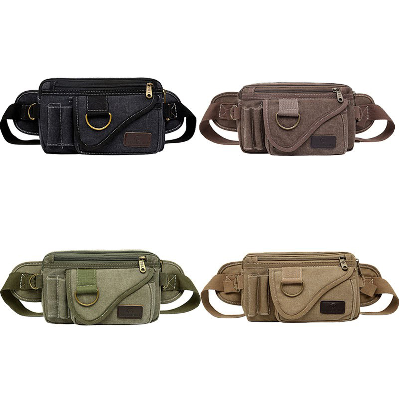 Relojes Y Joyas Tactical Waist Pack Bag Waist Fanny Packs Belt Bag Daily Life Fishing Cycling Hiking Hunting Shopping Outdoor Sport Men Women