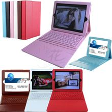 Bluetooth Keyboard Case for apple ipad air 9.7 inch Tablet PC for ipad 5 Bluetooth Keyboard Case+free shipping