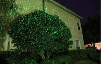 Outdoor IP65 RG Waterproof Laser Elf Light Projector With Remote Control Garden Grass Landscape Christmas Decorative
