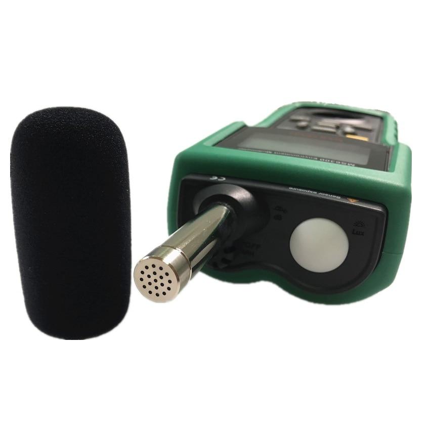 MASTECH MS6300 цифровой многофункциональный, окружающая среда метр Температура влажности уровень звука воздушного потока метр Люксметр Анемометр - 4