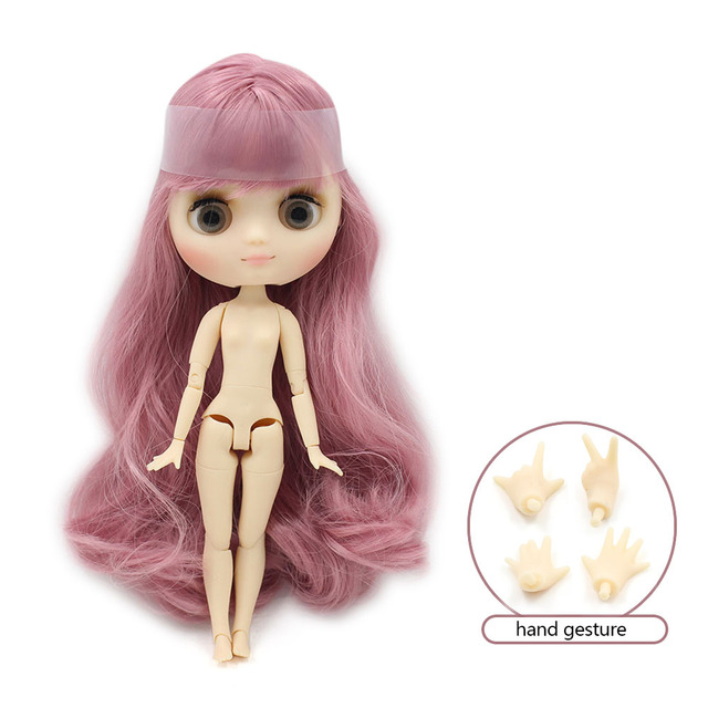 middie blyth doll frosted face 1/8 20cm normal and joint