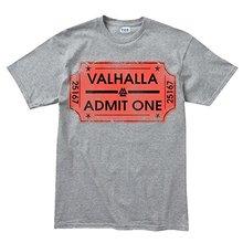 Men's T-Shirt Ticket to Valhalla