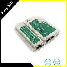 Professional RJ45 RJ11 RJ12 CAT5 UTP Network LAN USB Cable Tester Detector Remote Test Tools Networking Tool