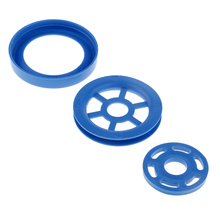4.7/6.8/7.2cm Tire Line Rotary American Network Ring Cast Gill Net Tool Hand Rope Accessories