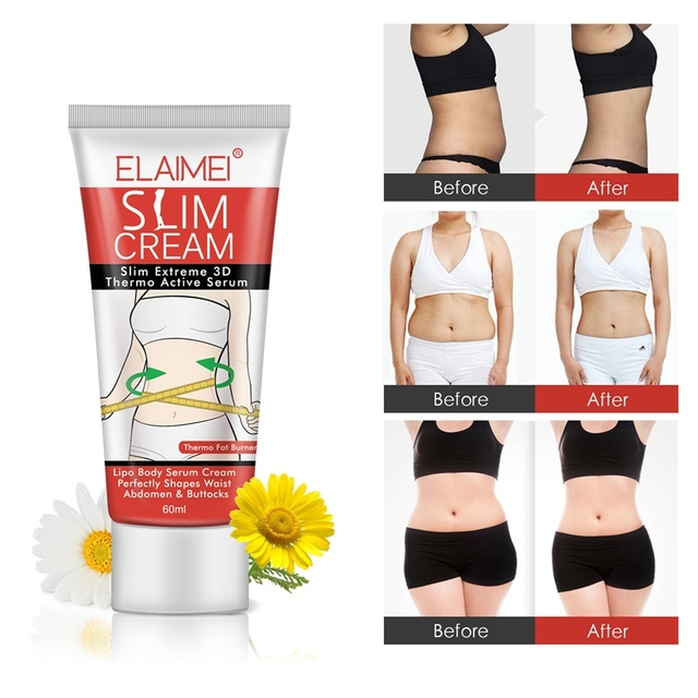 60ml Slimming Cellulite Removal Cream Fat Burner Weight Loss Slimming Creams Leg Body Waist Effective Anti Cellulite Fat Burni